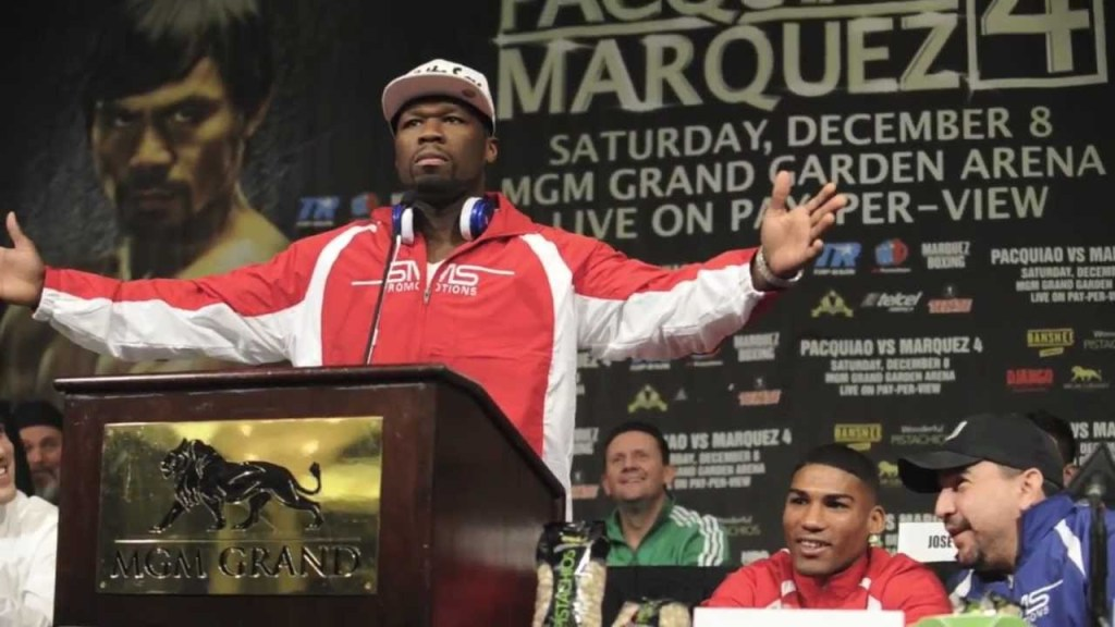 50 Cent Prepares For Gamboa Fight | Behind The Scenes | 50 Cent Music