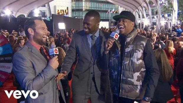 50 Cent – Red Carpet Interview – AMA 2012
