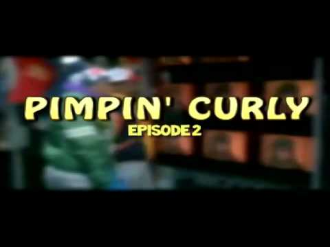 "50 Cent Starring In ""Pimpin' Curly"" Episode 2 
