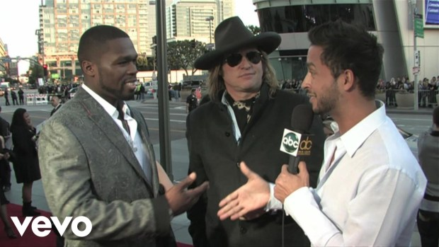 50 Cent, Val Kilmer – 2009 Red Carpet Interview (American Music Awards)