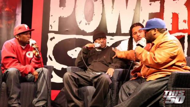 50 Cent x Beanie Sigel with the Hot Boys in Philadelphia PT 2 | Interview | 50 Cent