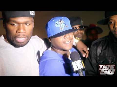 50 Cent x D-Block x Maino x Cory Gunz x Trav – MTV News | Interview | 50 Cent