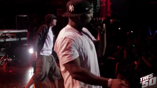 50 Cent x Eminem – Till I Collapse Remix @ SXSW – Austin – 2012   Live Performance   50 Cent Music