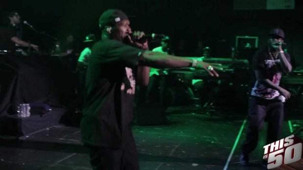 50 Cent x G-Unit @ SXSW 2012 | Live Performance | 50 Cent Music