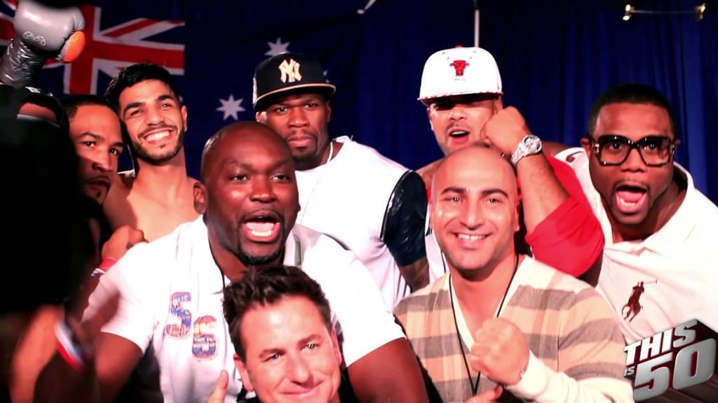 50 Cent's B'Day x Fight Night w/ Dib, Davis, De Jesus, Strayhorn