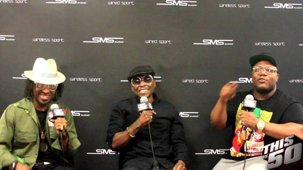 Camp Lo on Shady Record Deals; J Dilla; New Music