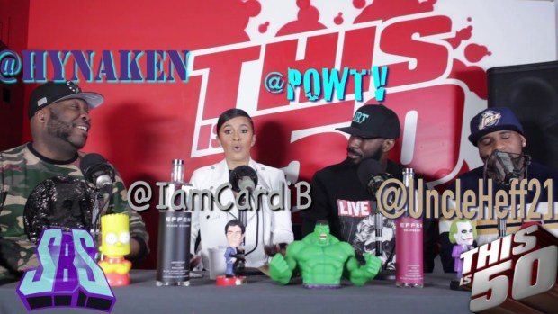 Cardi B on Working w/ Gabrielle Union; CB VS Soulja; Troy Ave; Rappers Disrespecting Gang Culture