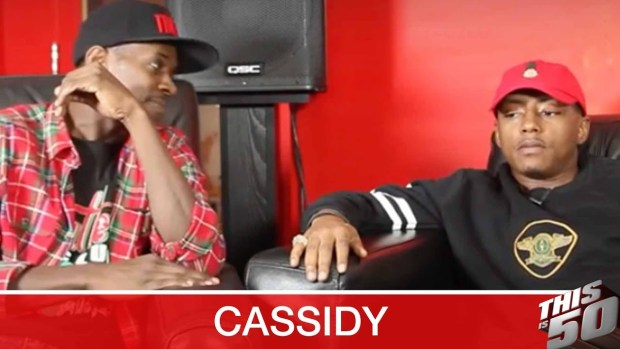 Cassidy on 'BARrbarian' Mixtape; Says He's Better Than Everybody; Top 5 Artists In Philly