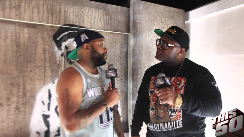 Chico Bean on Wild N Out; Dave Chappelle; Royce Da 5'9; New Fame