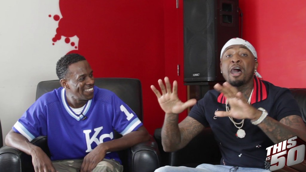 D-Neek  & TrapBaby Hienest Spit CRAZY Freestyle + Talk Life in Columbus, Ohio