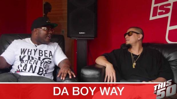 DA Boy Way on Being a Thai Rap Star; Thaitanium; Working w/ Snoop Dogg