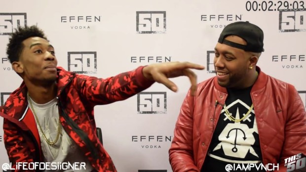 Desiigner Speaks On His Hit Record 'Panda' & Growing Up in Bed Sty Brooklyn W Pvnch