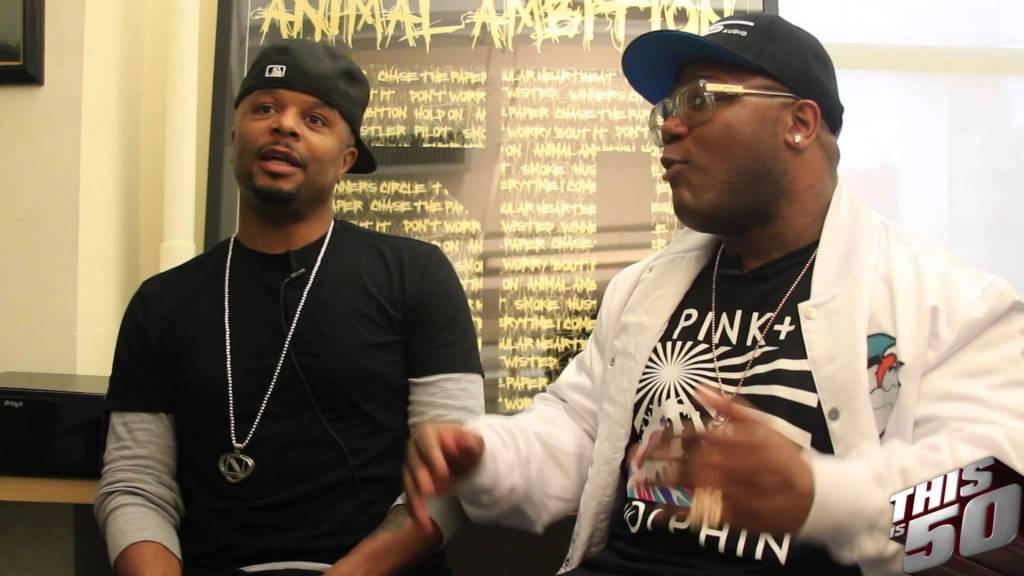 DJ D-Wrek on Spanky Hayes vs Tyrese; Nick Cannon & Mariah Carey Breaking up