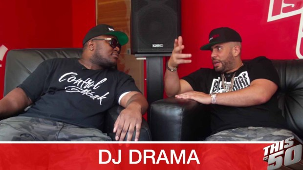 DJ Drama on XXL Freshmen; Signing  Lil Uzi Vert; A&R at Atlantic; New Album