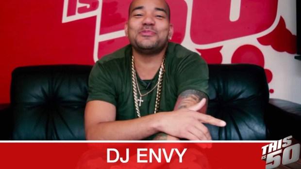 DJ Envy Spits His Favorite Verse in Hip Hop