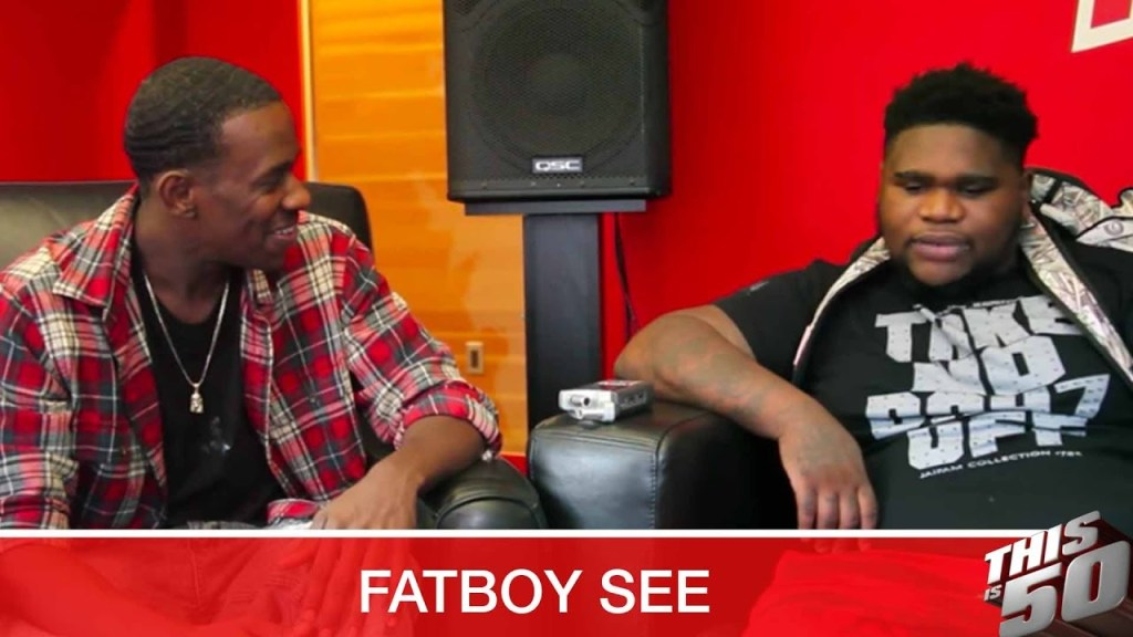 Fatboy SSE on Blowing Up on Social Media; Celebrities Re-posting Him; Losing Weight