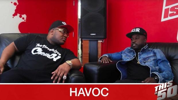Havoc on Beef With Tupac; Producing For Biggie; Splitting Money W/ Prodigy