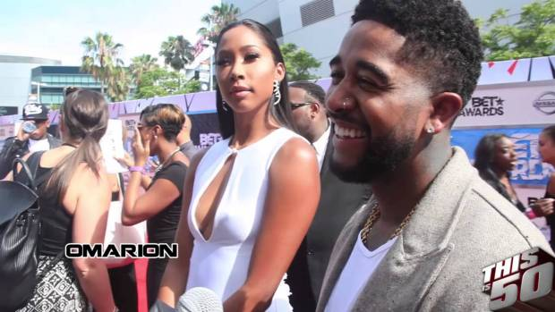 Hilarious! Jack Thriller Takes Over Red Carpet at BET Awards 2015