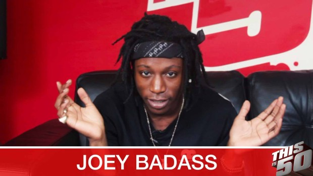 Joey Badass Spits His Favorite Verse in Hip Hop