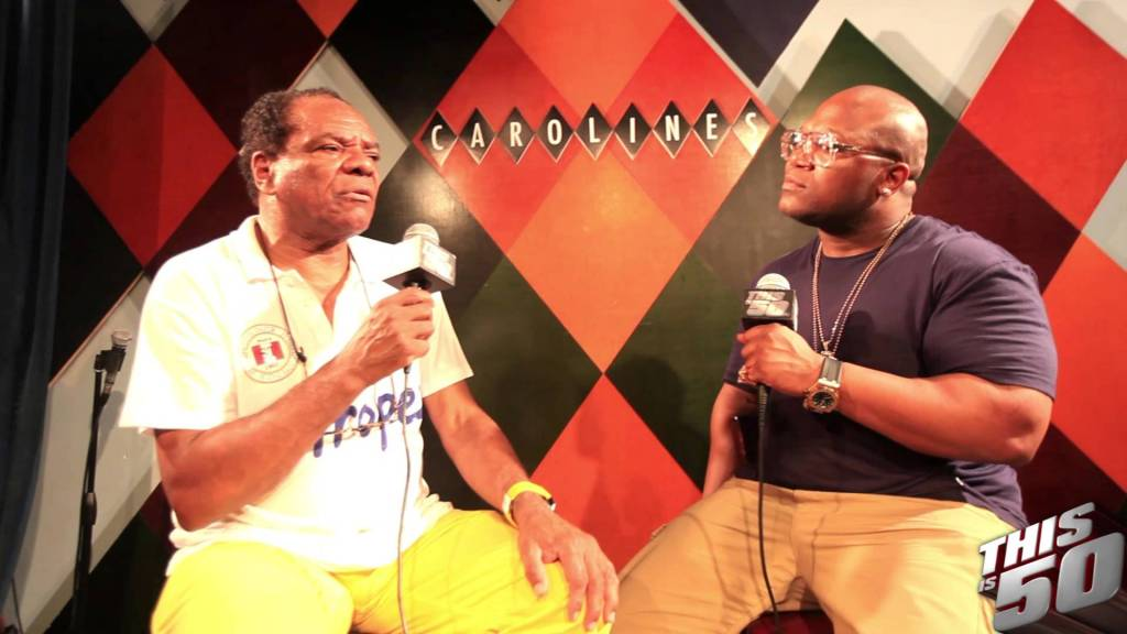 John Witherspoon on The Wayans Bros; Richard Pryor; The Boondocks