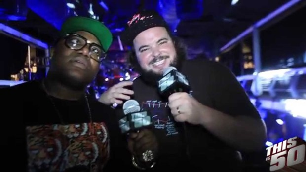 Jon Gabrus on Wild N Out; Guy Code; New York vs LA