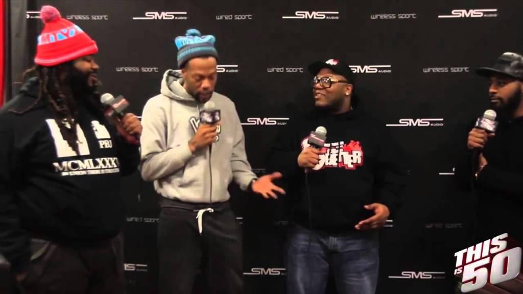 Karlous Miller, B Daht & Darren Brand Talk Wild N' Out; Comedy Careers