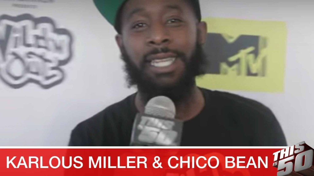 Karlous Miller & Chico Bean Roast Each Other + Speak on New Season of Wild N' Out
