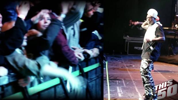 Kidd Kidd – I'm a G (Bury Me A G) – Live in Norway