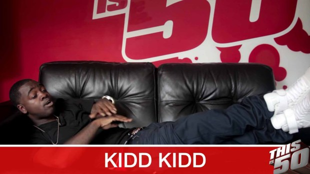 Kidd Kidd Spits His Favorite Verse in Hip Hop