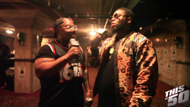 King Louie on Kanye West Co-Sign; Signing To Drake's OVO??