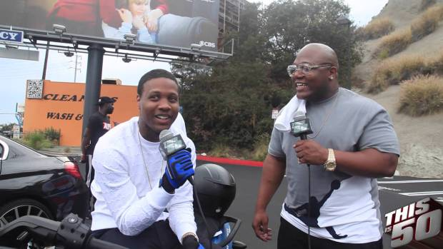 Lil Durk on Past Issues With Game; New Album; Family; Dej Loaf
