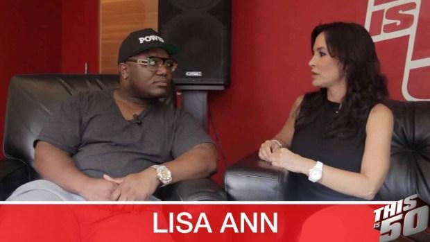 Lisa Ann Talks D*ck Pics; Fan Mail