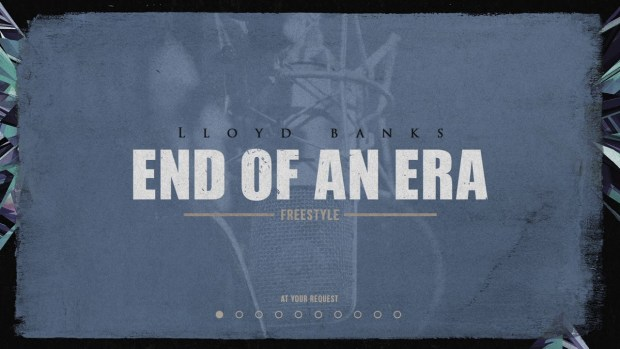 Lloyd Banks – End Of An Era Freestyle