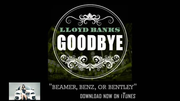 """Lloyd Banks – """"Goodbye"""" – [Blue Friday] [HFM2 In Stores Now]"""