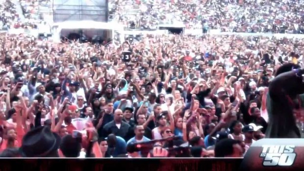 Lloyd Banks @ Summer Jam 2011 W/ Swizz Beatz, Ryan Leslie, Lloyd, Fabolous, Mobb Deep & Others