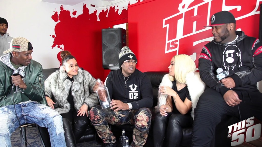 Master P Gives His Thoughts on Donald Trump +  Introduces His Artist, Paloma Ford