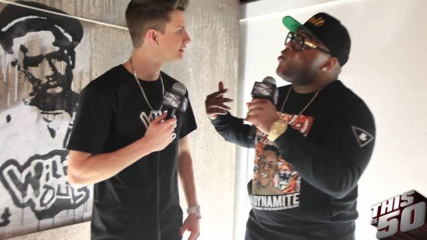 Matt Rife Speaks on Wild N' Out; Why He Became a Comedian; Nick Cannon
