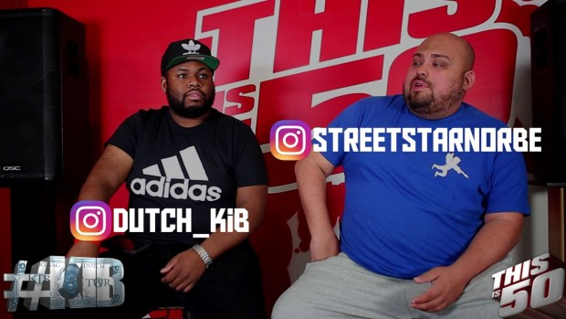 "Norbes Talks Difference Between URL & KOTD – Says ""KOTD Can't Compete"" + Talks Double Impact 2"