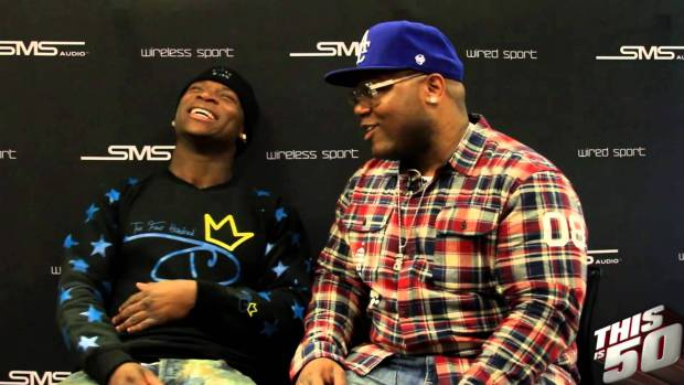 "O.T. Genasis on Hit Record ""CoCo""; First Meeting 50; Funny Altercation w/ Busta Rhymes"