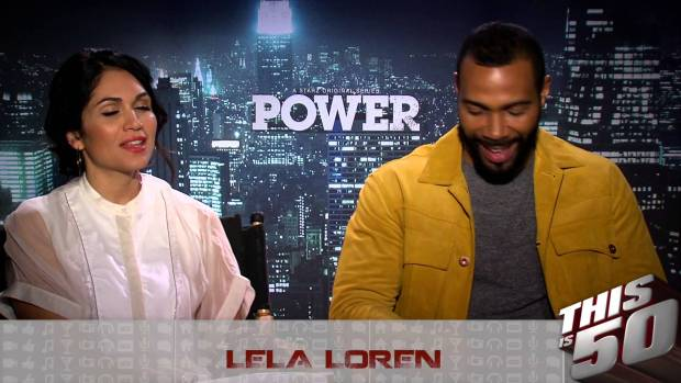 Omari Hardwick & Lela Loren Talk Power Season 2; Love vs Sex; Family