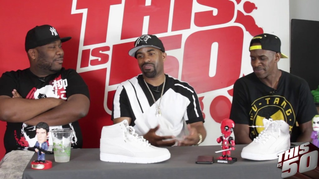 PART 1: DJ Clue Responds to Funk Flex Calling Him 'Trash' + Talks What It Would Take to Battle Him