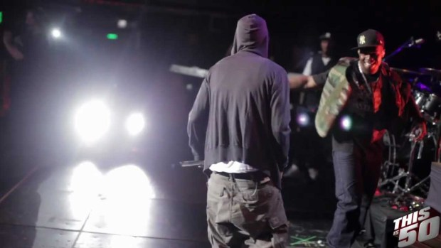 Patiently Waiting by 50 Cent x Eminem @ SXSW – Austin – 2012 | Live Performance | 50 Cent Music