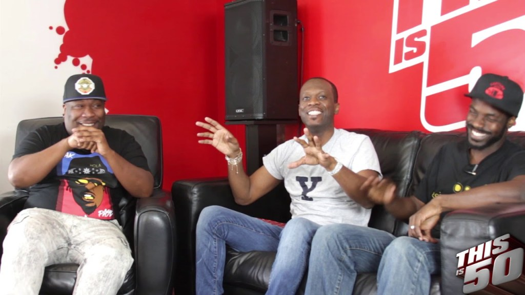Pras Says He Started The Fugees ; Having Groupies Around Lauryn Hill ; Almost Fighting With Wu-Tang