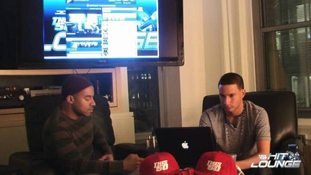Recap 4/1//10 With Serge Durand (A&R So So Def Publishing) | The Hit Lounge | 50 Cent