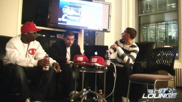 Recap 4/29/10 With 'SR/DIR/A&R' Riggs, Tony Yayo & Lloyd Banks | The Hit Lounge | 50 Cent