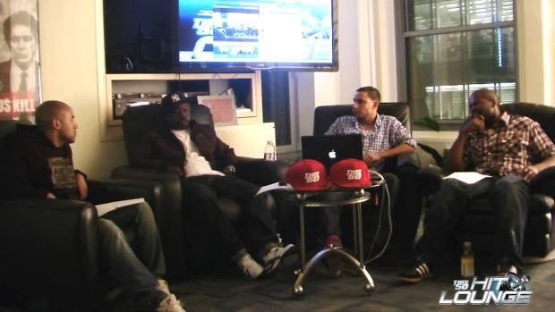 Recap 4/8//10 With Havoc | The Hit Lounge | 50 Cent