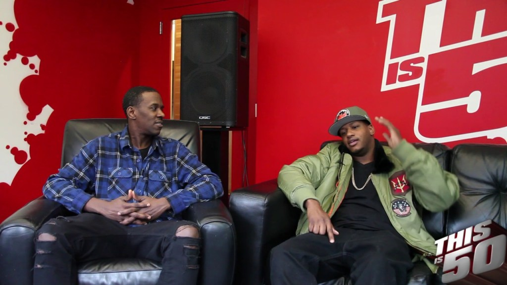 Relly Tex on Coming From Amityville; Working W/ Cory Gunz; Spits Freestyle