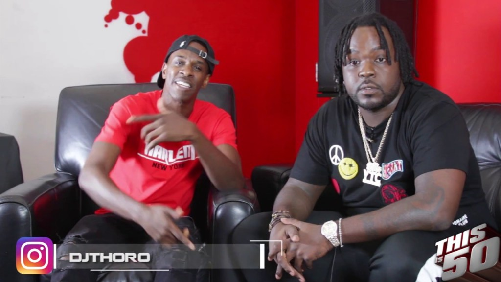 Richie Wess on Working W/ Fat Joe ;  Lord Finesse Influence ; Spits Freestyle