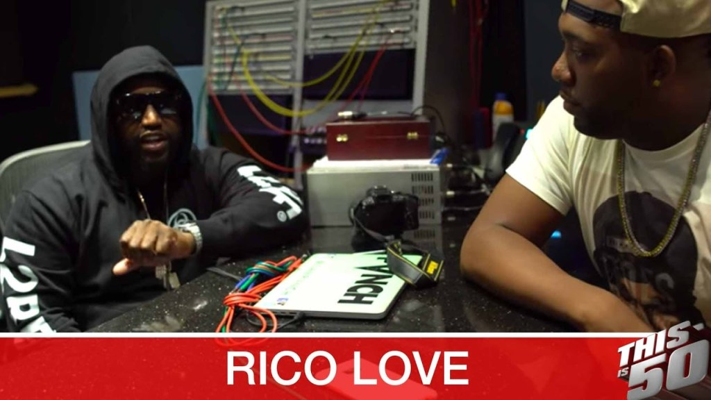 Rico Love on Secret To Writing Hit Songs ; Charlamange & 50's Opinion w Pvnch