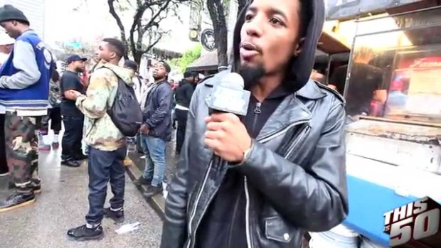 Rockie Fresh Talks SXSW; Says Label is Behind Him 100%; Advice From Ross